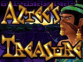 Aztecs Treasure RTG Casino Game