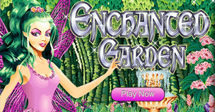Enchanted Garden RTG Casino Game