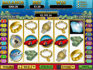 Jeux de casino Mister Money de RTG